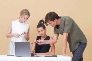 Build a team of digital marketers
